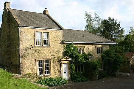 Somerset family country home - Bed & Breakfast