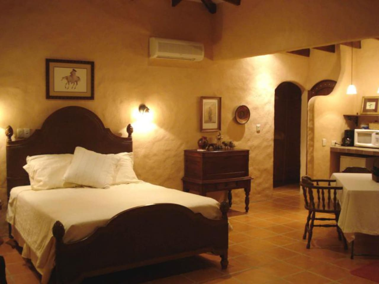 Casita Mandarina sleeps 3