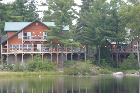 Haliburton Highland B&B Retreat - Szoba reggelivel