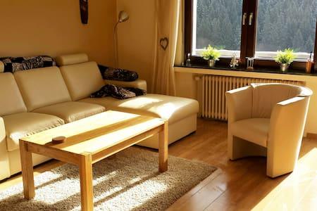 Zonnig appartement, mooi uitzicht - Wohnung