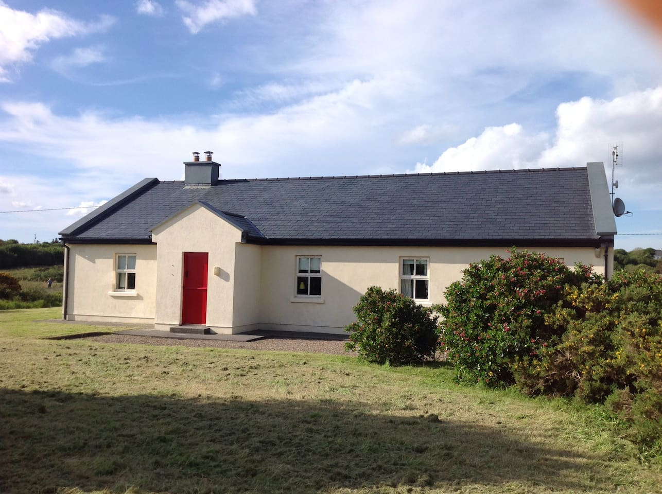 Our house - Callacoon Louisburgh Co Mayo Ireland
