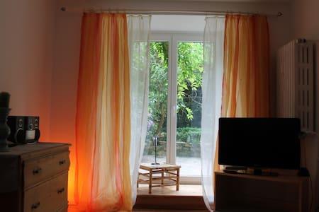 Gemütliche Wohnung in der Neustadt - Appartement
