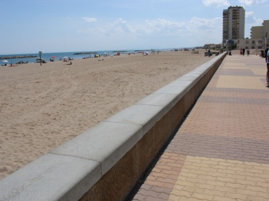Beach valrasplage