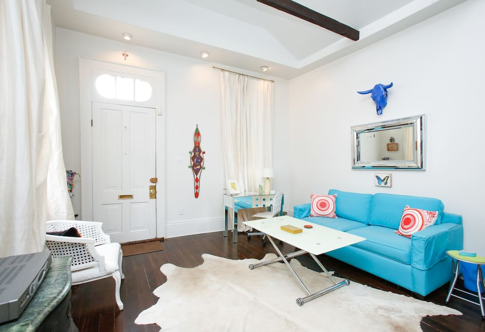 Funky One Bedroom Loft Home Houses For Rent In New Orleans