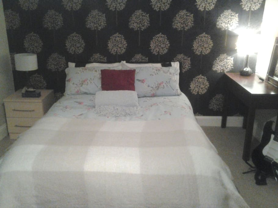 Another of our cosy rooms