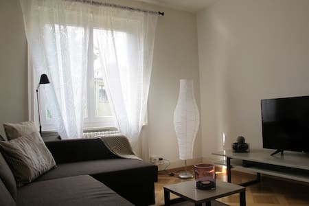 Stylish & Cozy apartment Balcony near city center - Appartement