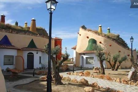 Romántica Casa Cueva para dos - Apartmen