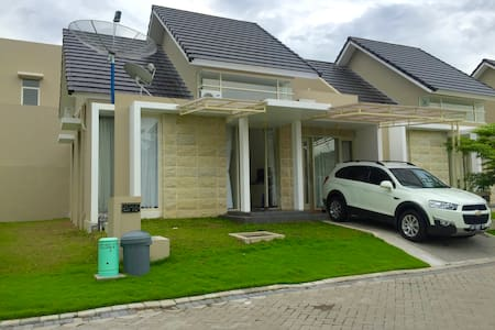 Quiet and Clean House at Waterpark Residence - Haus