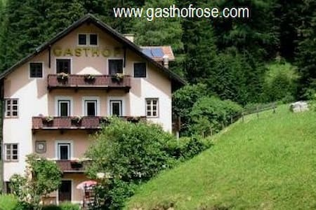 Gasthof Rose B&B at Brennerpass