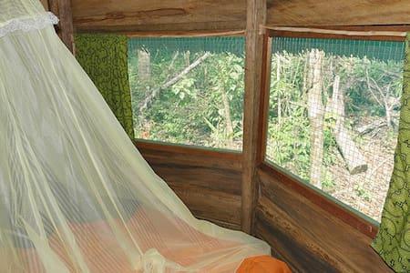 Cabana matrimonial en la selva - Rupa Rupa - House