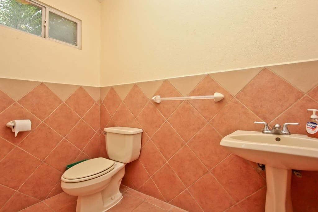 First Bathroom