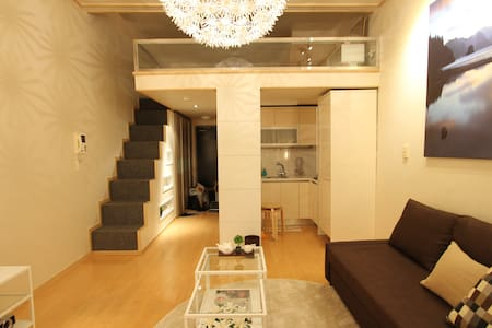 ☆Sale☆Your Own Fantastic City View-Subway 1step - Bucheon-si - Apartment