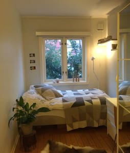 Central, neat room in friendly apt2 - Oslo - Apartment