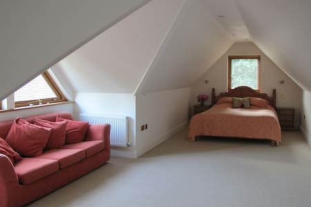 Beautiful light and spacious room  - Fordingbridge