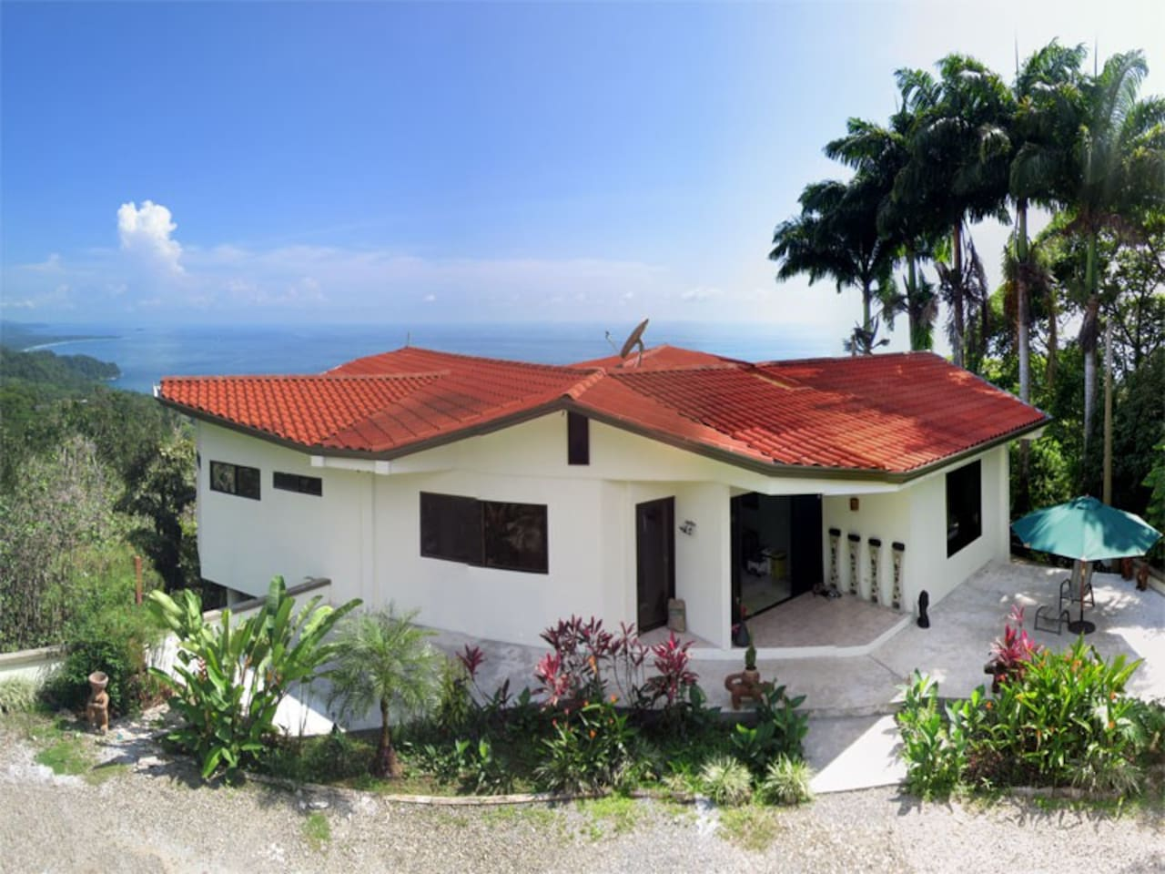 Our main house