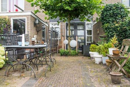 Sfeervol en ruim woonhuis vlakbij Utrecht - Utrecht - Hus