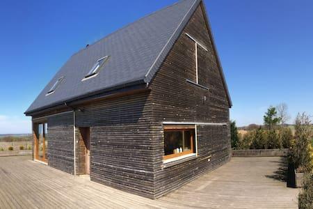 House with splendid view: sea&lake - Hus