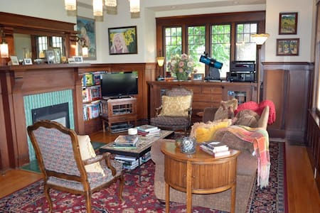 Private Guest Floor - room for six! - Saint Helena - House