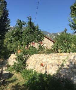Hidden natural stone houses - Ulupınar Köyü - Casa de hóspedes
