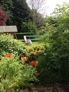 Room with balcony and view - Cupar - House