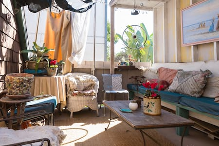 cool studio 1 block to beach - Los Angeles - Loft