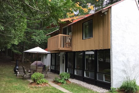 Cozy Chalet Mt. Orford Quebec 115$ - Hus