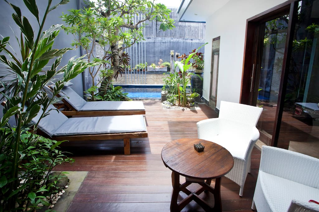 Villa Naree 1 with pool in Canggu