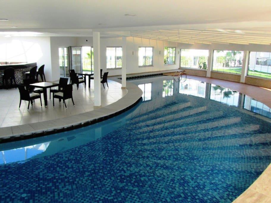 Luxe tropisch appartement Turkije