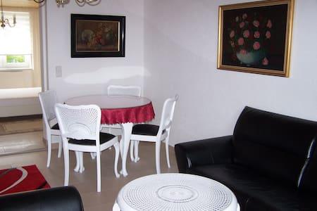Ruhige 2-Raum-Wohnung in Bad Berka - Apartment