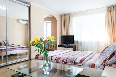 Apartments in Zaporozhye. Antica. - Byt