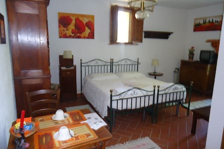 Camera - Podere Chiusella - Bed & Breakfast