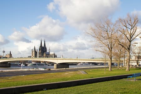 Holiday apartment vacation rental  - Cologne - Apartment