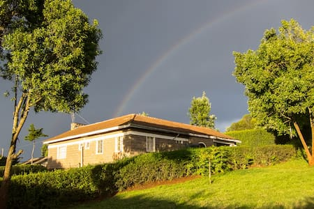Hazina House - cosy, clean & green  - Ház