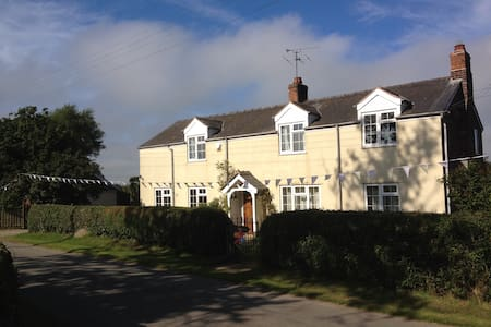 Rose Cottage in rural Cheshire - Cheshire West en Chester