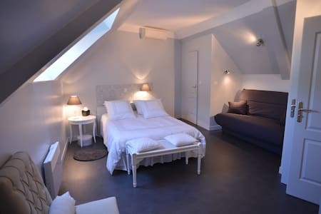 CHAMBRE SERAPHINE 2 A 4 PERSONNES - Bed & Breakfast