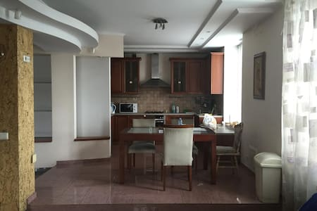 Luxury Loft Apartment - faces Ministry building - Ortak mülk
