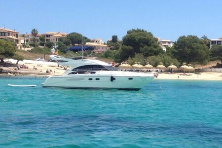 Palma, autumn special princess 42 - Palma - Boat