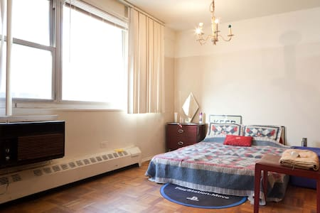 Comfortable and Cheap Space - Queens - Apartment