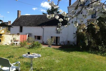 Maison de vacances dans un moulin - Meung-sur-Loire - Huis