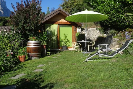 Le Sartot du Granier - Les Marches - Bed & Breakfast