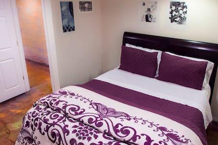 Full Room, Lovely Basement Apt. - Salt Lake City - House
