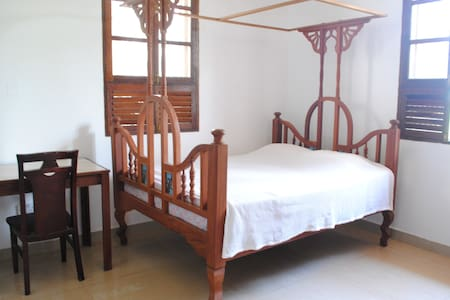 Nice Private Bedroom @ Stone Town - Apartment