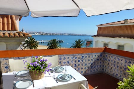 Cascais Bay Terrace - 2 bedroom - amazing view! - Apartament