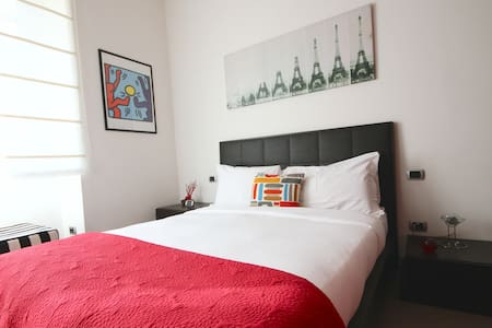 2 Bed Colourful Flat in Great Area! - Wohnung