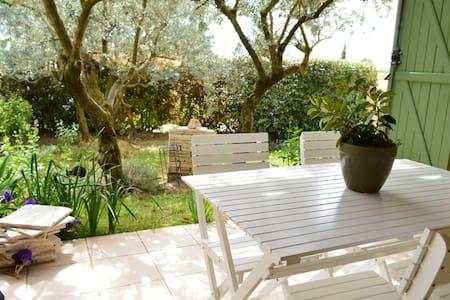 Le jardin de Monique - Rumah