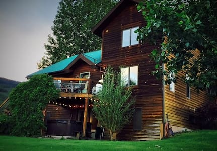 Jocko Valley Retreat -Pet Friendly - House