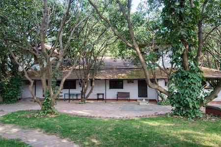 Mango:peaceful cottage in a farm. - Bungalov
