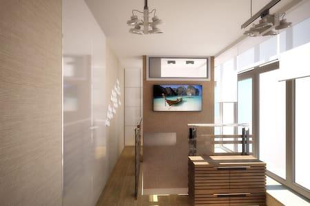 Квартира-студия с видом на море - ウラジオストク