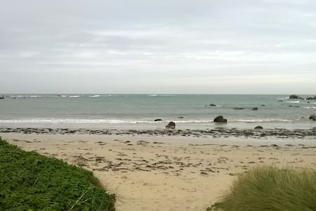la maison de la plage - Brignogan-Plages