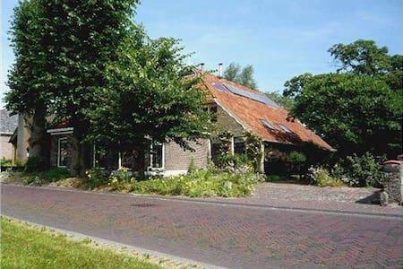 Boederij wooning / Het Zonnehuis - Appelscha - Oda + Kahvaltı